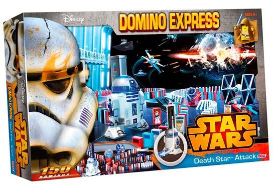domino express star wars batalla estrella de la muerte barato descuento rebajas juguetes