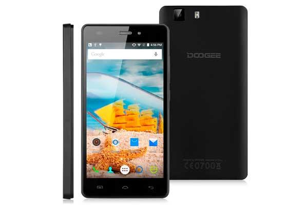 smartphone doogee x5 pro barato descuento rebajas electronica oferta flash