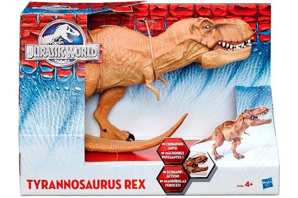 figura jurassic park titan t-rex barata descuento rebajas juguetes