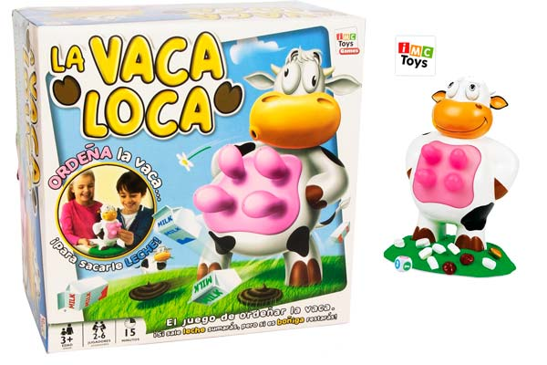 juego la vaca loca