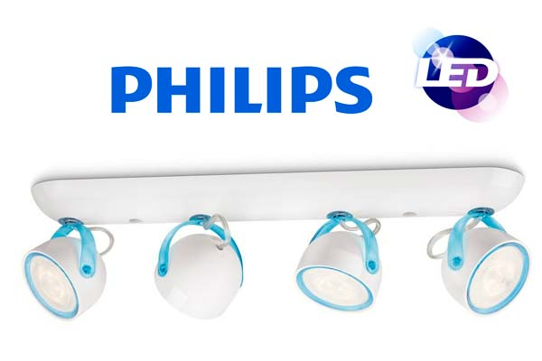 lampara philips myliving led barata