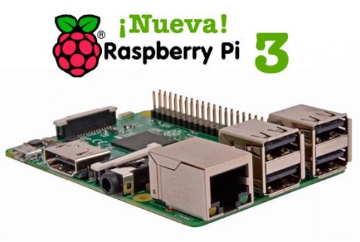 nueva raspberry pi 3 barata model b en espana descuento envio urgente