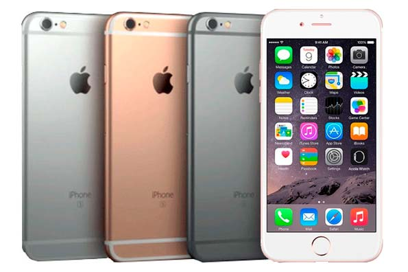 ¡Chollo! Telefono iPhone 6S Apple 16GB barato 625 euros. -125€ Descuento