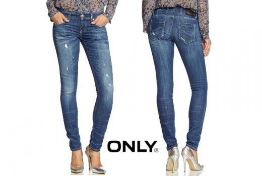 pantalon only mercury low skinny jeans barato pitillo moda rebajas