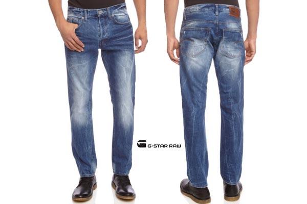 pantalon g-star 3301 straight barato rebajas descuento moda