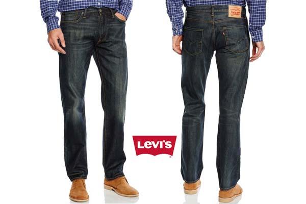 pantalones levis 504 baratos descuento rebajas regular straight fit moda