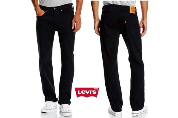 levis 514 negro