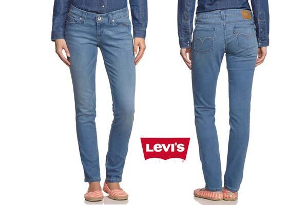 pantalon levis demi skinny