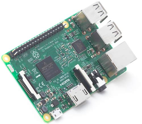 nueva placa raspberry pi 3