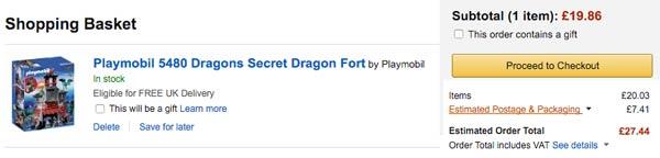 fortaleza secreta playmobil