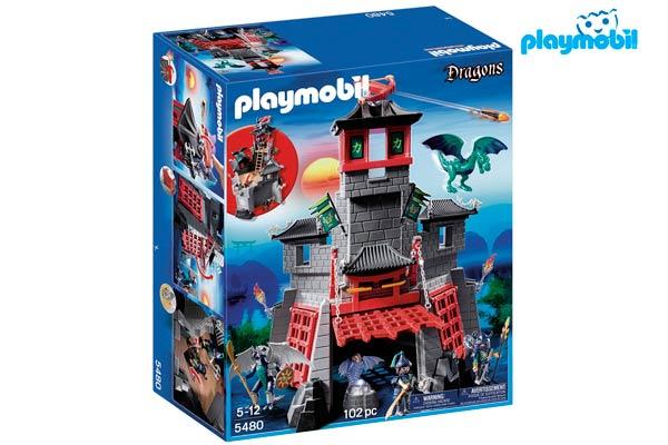 fortaleza secreta playmobil barata descuento dragons 5480 rebajas juguetes descuentos exclusivos