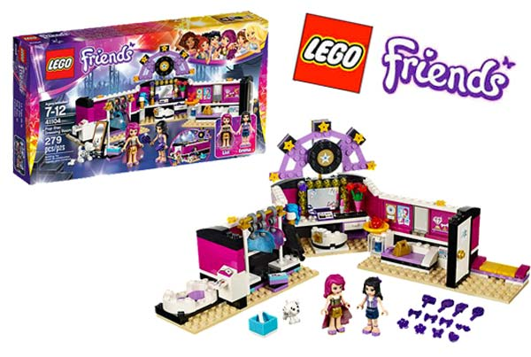 pop star camerino lego friends