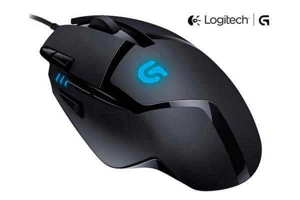 raton gaming logitech g402 hyperion fury barato descuento oferta flash