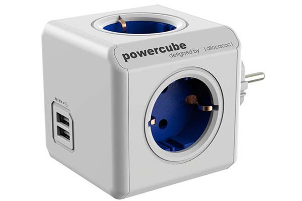 regleta allocacoc powercube usb barata descuento rebajas amazon electronica