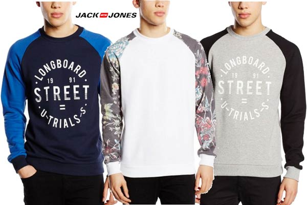 sudadera jack jones jorfreddy