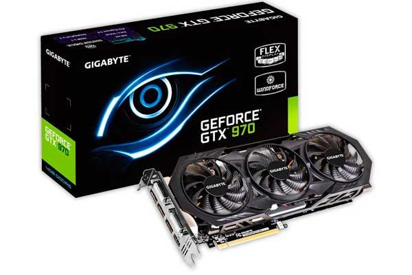 tarjeta grafica gigabyte geforce gtx 970 barata descuento rebajas informatica