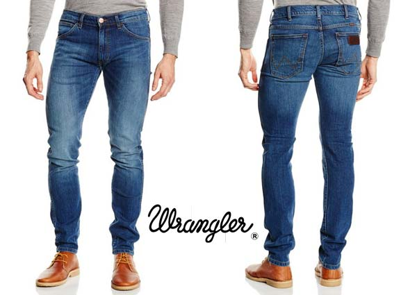 vaqueros Wrangler bryson