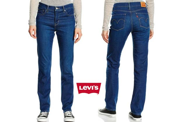 vaqueros levis 312 shaping slim