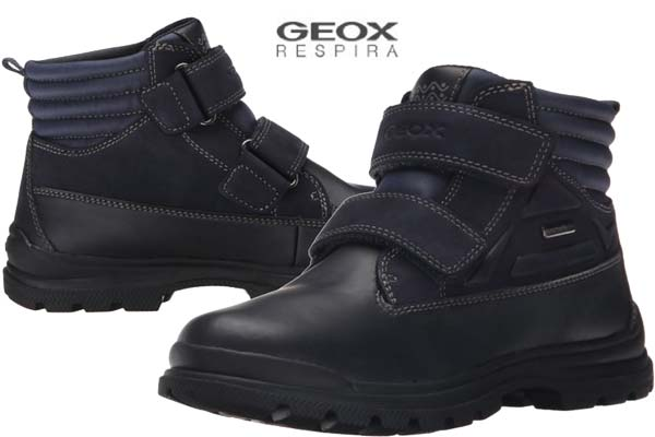 botas Geox JR WILLIAM B ABX A baratas