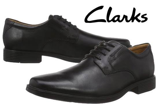 Chollo zapatos clarks tilden plain baratos 48 al 40 for Zapateros baratos amazon