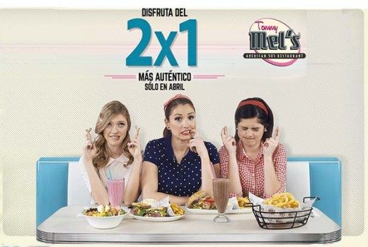 2x1 tommy mels cupon descuento