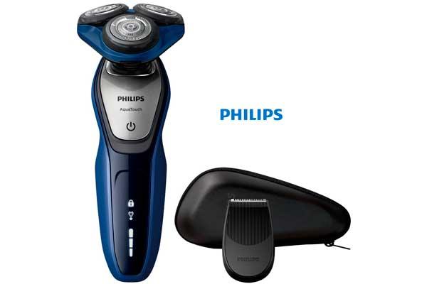afeitadora philips aqua touch