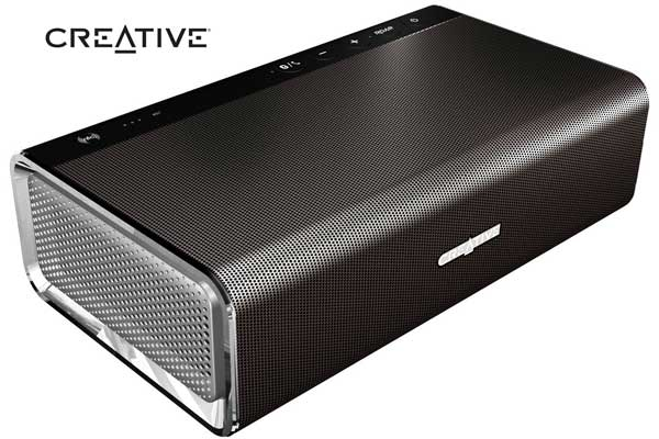 chollo Creative Labs Sound Blaster Roar SR20 - Altavoces portátiles