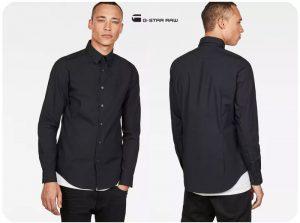 camisa g-star negra barata chollos amazon blog de ofertas bdo