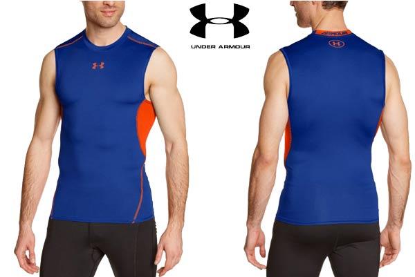 camiseta under armour hg
