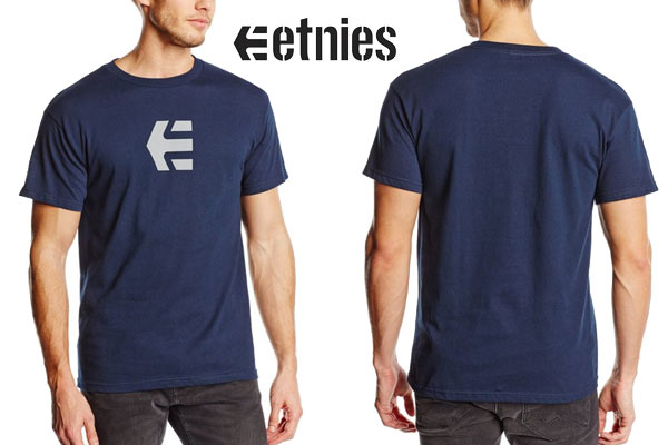 camiseta etnies icon mid