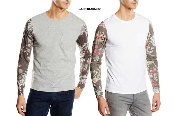 camiseta jack jones jorethan