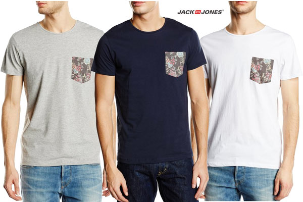 camiseta jack jones jayden