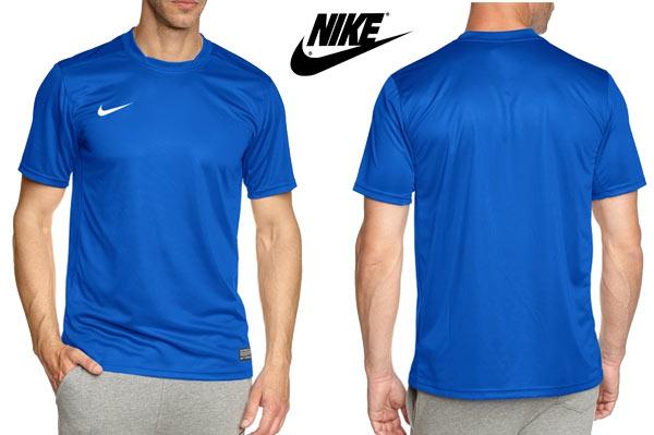 camiseta nike azul