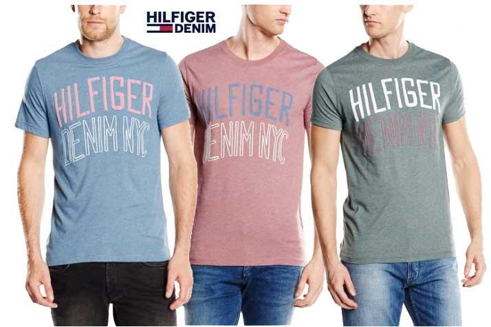 camiseta tommy hilfiger basic barata descuento blog de ofertas chollos rebajas