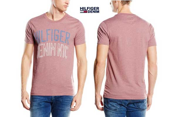 camiseta tommy hilfiger basic barata descuento rebajas