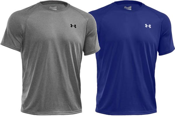 camiseta under armour top ua