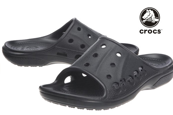 chanclas crocs baya slide