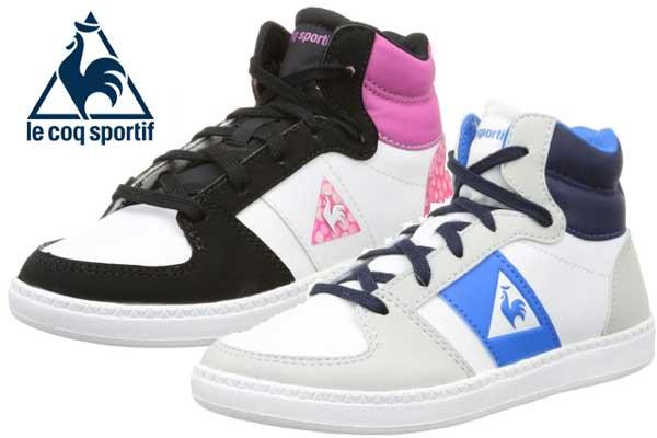 le coq sportif rebond mid gs baratas descuento zapatillas infantil moda