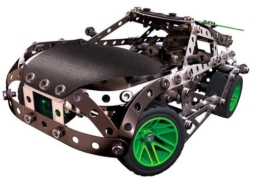 coche meccano mountain rally barato