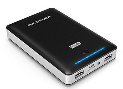 codigo descuento exclusivo blogdeofertas bateria externa auriculares taotronics ravpower baratos bateria