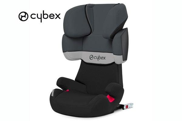 silla infantil cybex Solution X-fix silla infantil seguridad coche