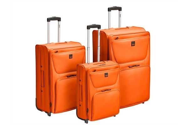 juego de maletas stratic baratas descuento rebajas equipaje moda