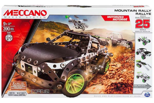 meccano mountain rally barato