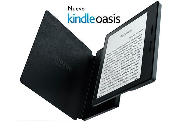 nueva kindle oasis ya disponible a la venta novedad rebajas ereader ebook ibook