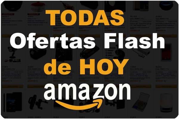 ofertas flash en amazon de hoy descuento exclusivos abrir 2016 descuentos chollos