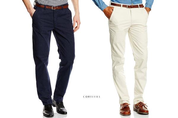 pantalon chino cortefiel