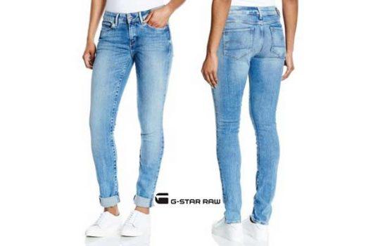 pantalon g-star 3301 contour baratos high skinny descuento rebajas moda
