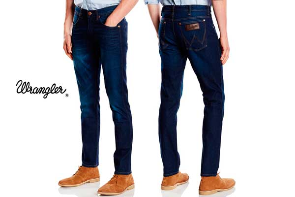pantalón wrangler bostin barato rebajas moda