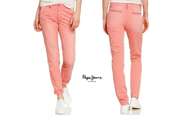 pantalones pepe jeans colfax