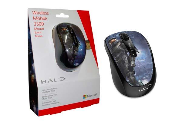 raton inalambrico microsoft halo barato descuento informatica